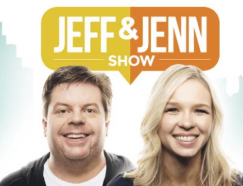 Sean Wheeler on Star 94 – Jessica Lets Go of Her Woobie!